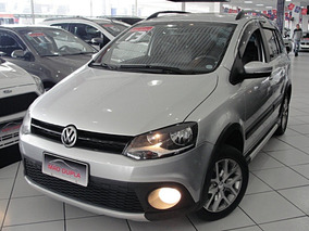 Volkswagen Space Cross 1.6 Total Flex 2013 Completo + Couro