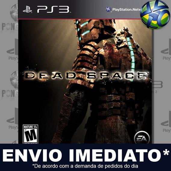 Dead Space Ps3 Psn Jogo Em Promoção A Pronta Entrega