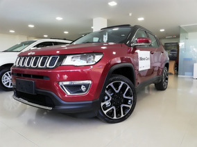 Jeep Compass 2.4 Limited Plus 0km 2018 0km 2018