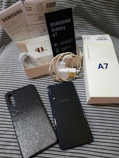 Celular Samsung Galaxy A7 2018 128gb