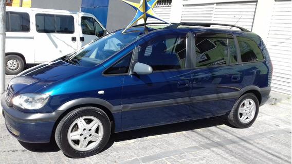 Chevrolet Zafira 2.0 8v 5p Aut. 2003 Completa $18990 Financi