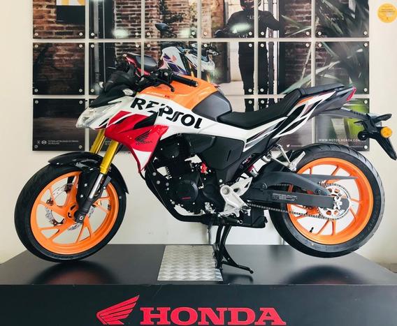 Honda Cb190repsol Mod 2021 Credito Facil!