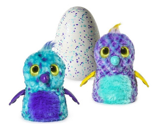 Hatchimals Fabula Forest (original) Puffatto Huevo Sorpresa