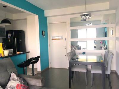 Apartamento Em Barra Funda, São Paulo/sp De 54m² 2 Quartos À Venda Por R$ 639.000,00 - Ap259433