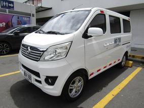 Changan Mini Van Pasajeros Mt 1300cc