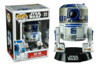 Funko Pop 31 Star Wars R2-d2 Original Playking