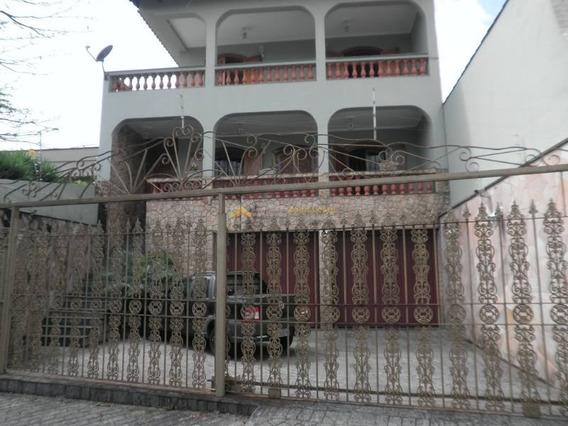 Sobrado Para Locação Alto Padrão No Bairro Vila Ré, 4 Dorm, 4 Suíte, 9 Vagas, 500 M Construída - 3678