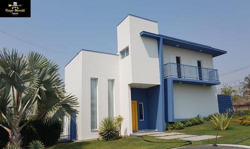 Excelente Chácara À Venda No Condomínio Portal Dos Lagos - Ch00126 - 68730201