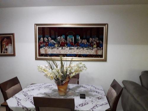 Imagem 1 de 12 de Apartamento Com 55 M² A Venda No Conjunto Residencial Elisio Teixeira Leite - Parque De Taipas, São Paulo | Sp - Ap2678v