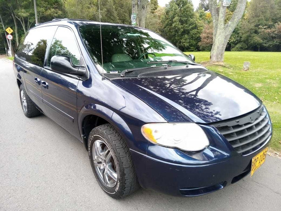 Chrysler Town & Country Lx Full Equipo Automatica