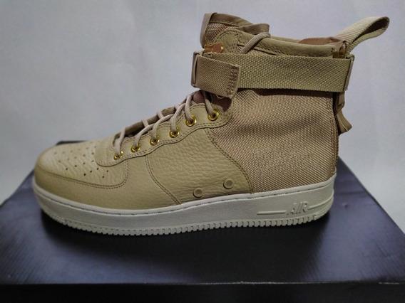 Tenis Nike Af1 Sf Mushroom Air Force 1 Originales