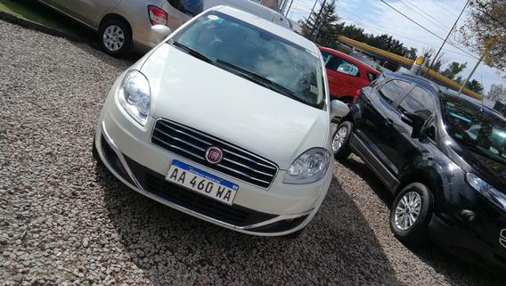 Fiat Linea Absolute At 2016 - Contado - Garantia - Matias