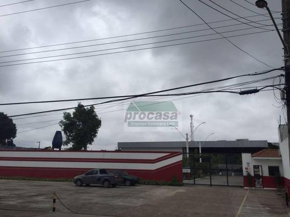 Galpão À Venda, 430 M² Por R$ 7.500.000,00 - Aleixo - Manaus/am - Ga0123