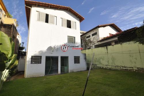 Casa 07 Quartos A Venda Na Pampulha. - 5637