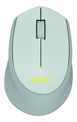 Imagen 1 de 3 de Mouse Inalambrico Logitech M280 Optico 1000dpi Nano Receptor