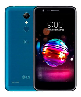 Celular Lg K11 Plus Azul Ram 2gb - Memoria Interna 32gb