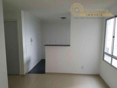Apartamento Vila Alzira Cond.sta Clara Ref.:3040-4 - 3040