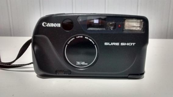Cãmera Fotográfica (canon Sure Shot)