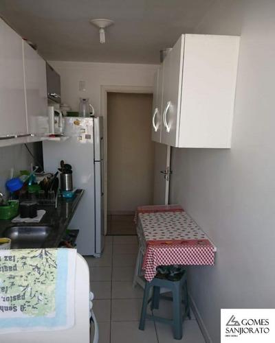 Cobertura Para Venda Na Vila São Pedro Em Santo André - Sp - Co00035 - 68862195