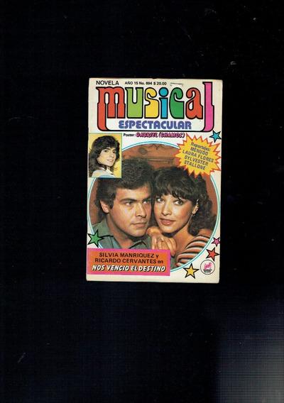 Fotonovela Musical Poster Gabriel (chamos)
