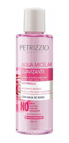 Agua Micelar De Rosas 200 Ml Petrizzio