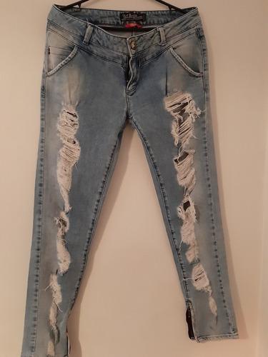 Pantalón Chupin Skinny Zara Trafaluc Mujer