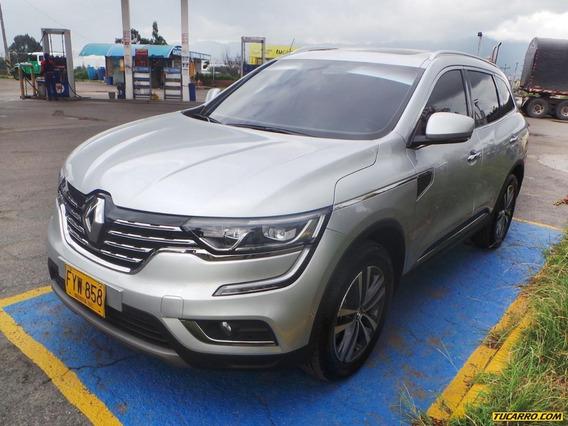 Renault Koleos New At 2500 Cc Aa Tc