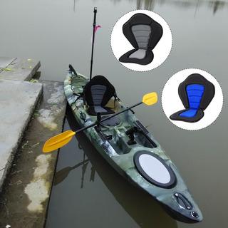 De Lujo Acolchado Kayak / Asiento Del Barco Suave Y Antidesl