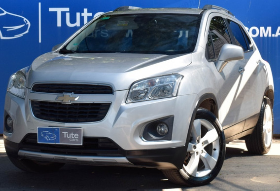 Chevrolet Tracker Awd Ltz+at Fernando.