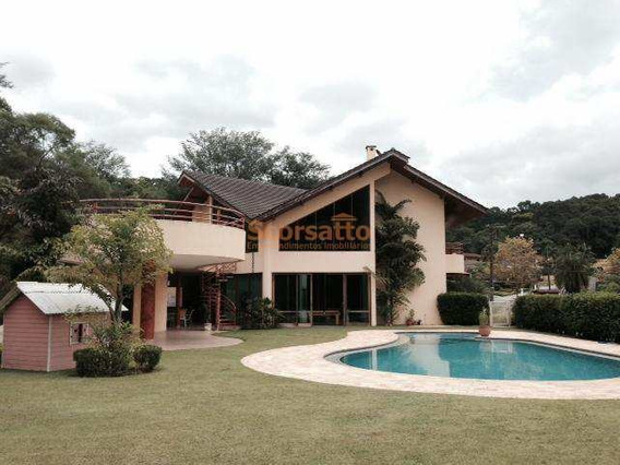 Casa De Condomínio Com 5 Dorms, Jardim Europa, Itapecerica Da Serra, Cod: 723 - A723
