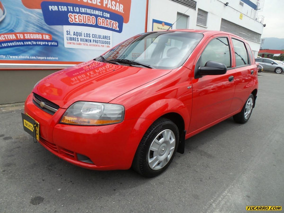 Chevrolet Aveo Five Mt 1600cc Aa