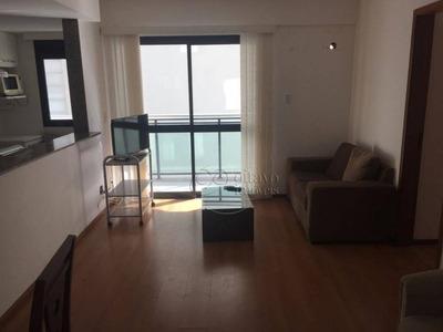 Flat Residencial À Venda, Ipanema, Rio De Janeiro. - Fl0224