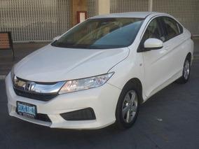 Honda City Lx Automatico Linea Nueva