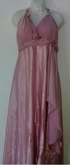 Vestido Largo Elegante Fiesta Graduacion, Envio Gratis