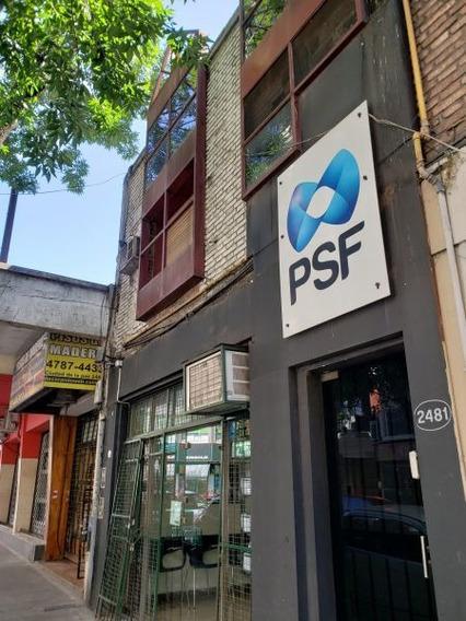 Oficina Comercial Belgrano 80m2 Bajas Exp 3 Amplios Espacios