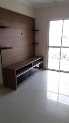 Apartamento Com 2 Dormitórios À Venda, 57 M² Por R$ 265.000 - Jardim São Carlos - Sorocaba/sp - Ap7081