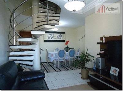 Cobertura Com 4 Dormitórios À Venda, 171 M² Por R$ 800.000,00 - Vila Carrão - São Paulo/sp - Co0389