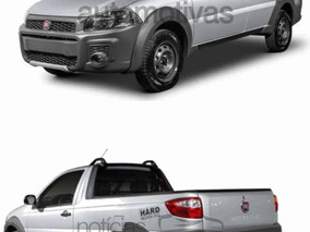 Fiat Strada 2020 1.4 Mpi Hard Working Cs 8v