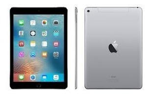 iPad Pro 9.7 256gb Wifi + Celular Cinza Espacial. Impecável