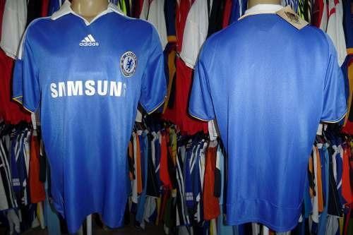 Chelsea 2008 Camisa Titular Tamanho G.