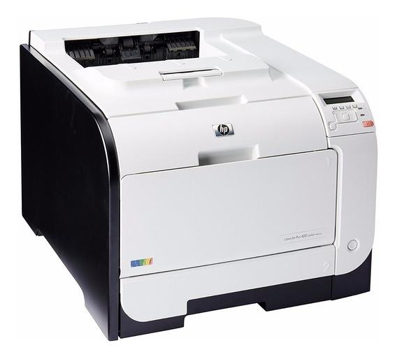 Impressora Hp Laser Jet Pro 400 Color M451dw