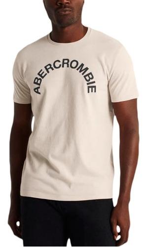 Imagem 1 de 9 de Tshirt Abercrombie Soft A&f Tee Original Eua Graphic Tee