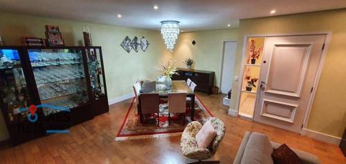 Apartamento À Venda, 170 M² Por R$ 2.170.000,00 - Brooklin - São Paulo/sp - Ap16064
