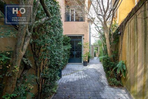 Casa Com 4 Dormitórios 4 Suítes, 410 M² -  Venda Ou Aluguel - Jardim Panorama - São Paulo/sp - Ca0307
