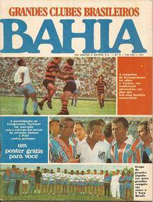 Revista Digitalizada Grandes Clubes Brasileiros Bahia 1972