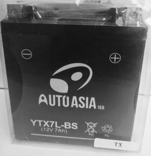 Acumulador Pila De Corriente Ytx7l De  Outlook Y Tx 200