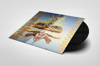 Iron Maiden - The Clairvoyant Vinilo 7