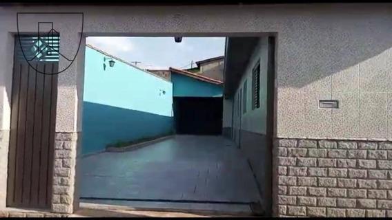 Casa Com 2 Dormitórios À Venda, 126 M² Por R$ 260.000 - Jardim Recreio - Bragança Paulista/sp - Ca0159