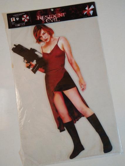 Resident Evil Láminas Autoadhesivas Stickers Posters