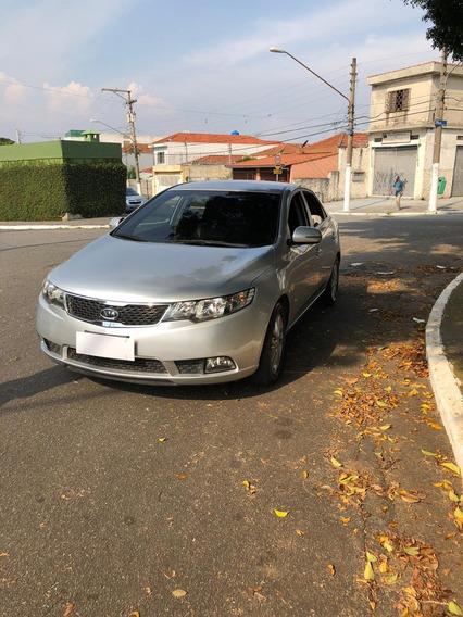 Kia Cerato 1.6 Ex Aut. 4p 126 Hp 2011